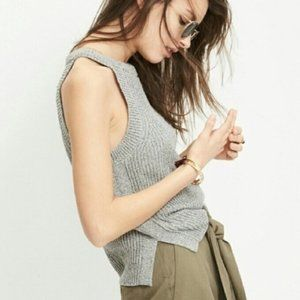 Madewell 'Valley' Sweater Knit Tank